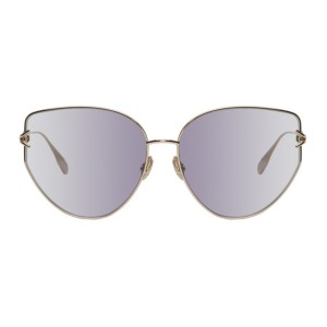Dior Gold DiorGipsy1 Sunglasses