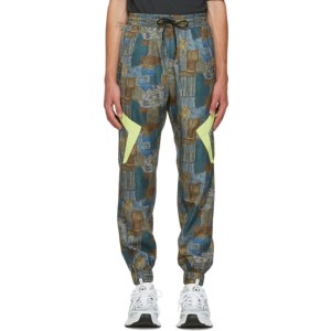 Han Kjobenhavn Multicolor Poplin Lounge Pants