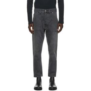 Nanushka Grey Jasper Jeans
