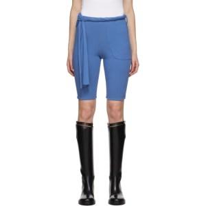 Vejas Blue Phantom Bike Shorts