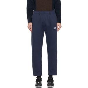 Bless SSENSE Exclusive Navy Vintage Jogging Jeans Lounge Pants