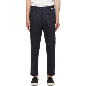 Tiger of Sweden Jeans Navy Easty Trousers