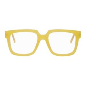Kuboraum Yellow Maske K3 TT Glasses