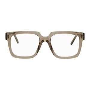 Kuboraum Grey Maske K3 Glasses