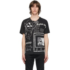 Enfants Riches Deprimes Black Hanuman T-Shirt
