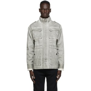 A-COLD-WALL* Grey Fade-Out Field Jacket