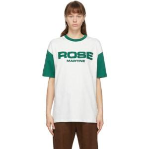 Martine Rose White Berghain T-Shirt