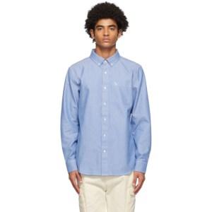 Aime Leon Dore Blue Oxford Shirt