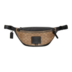 Coach 1941 Tan Rivington Belt Bag