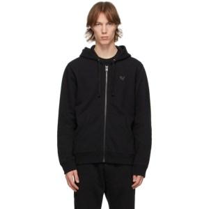 Coach 1941 Black Fleece Essential Zip-Up Hoodie