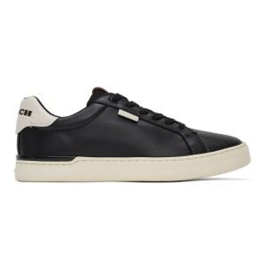 Coach 1941 Black Lowline Low Top Sneakers