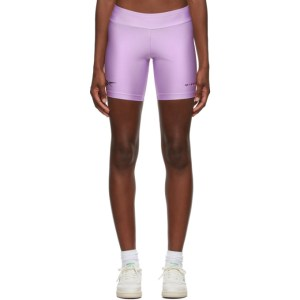 MISBHV Purple Reebok Edition Classic Bike Shorts