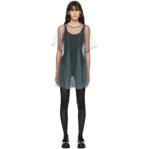 Molly Goddard SSENSE Exclusive Grey Celeste Dress