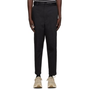 N.Hoolywood Black Dickies Edition Compile 2202 Trousers
