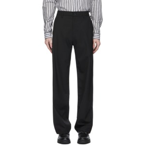 HOPE Black Wind Trousers