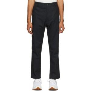 HOPE Black Edwin Edit Trousers