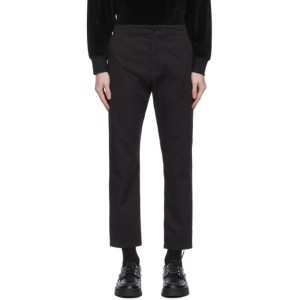 HOPE Black Edwin Edit Trousers