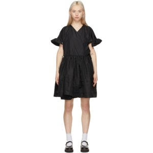 Cecilie Bahnsen Black Prisca Dress
