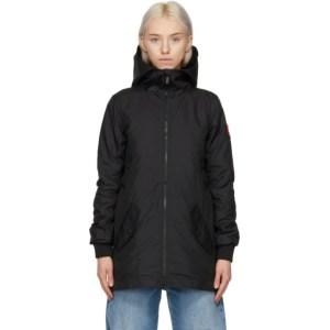 Canada Goose Black Ellscott Jacket