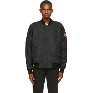 Canada Goose Black Faber Jacket