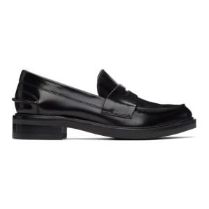 rag and bone Black Slayton Loafers