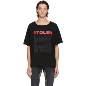 Stolen Girlfriends Club Black Isolation T-Shirt