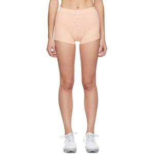 Live the Process Pink Boy Shorts