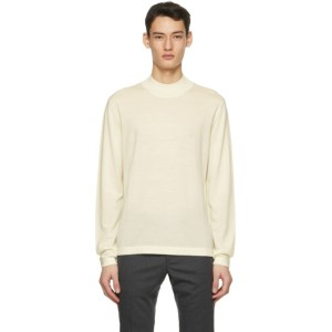 Tiger of Sweden Off-White Tern Turtleneck