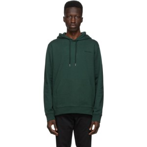 Norse Projects Green Vagn Logo Hoodie