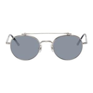 Matsuda Silver M3060 Sunglasses