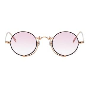 Matsuda Rose Gold 10601H Sunglasses