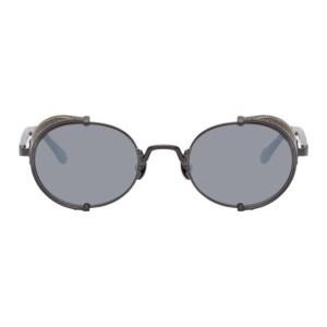 Matsuda Black 10610H Sunglasses