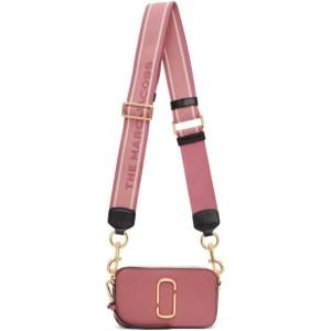 Marc Jacobs Pink The Snapshot Bag