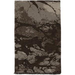 Serapis SSENSE Exclusive Brown and Beige Water Blanket