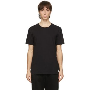 Paul Smith Black Crewneck T-Shirt