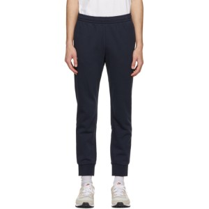 Lacoste Navy Sport Tennis Lounge Pants
