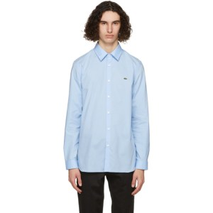 Lacoste Blue Stretch Slim Fit Shirt