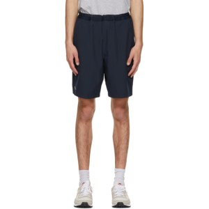 Lacoste Navy Sport Stretch Tennis Shorts