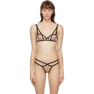 Agent Provocateur Pink Joan Bra