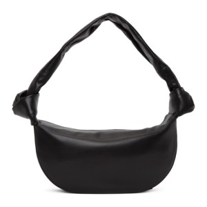 Little Liffner Black Double Knot Bag