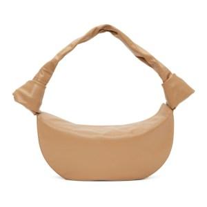 Little Liffner Tan Double Knot Bag