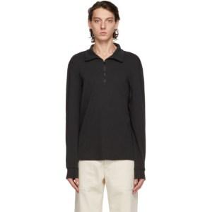Barena Grey Calenda Zip-Up Sweater