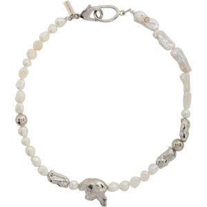 Mounser Silver 18 Rincon Necklace
