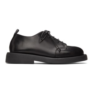Marsell Black Gommello Derbys