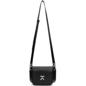 Kenzo Black Small K Shoulder Bag