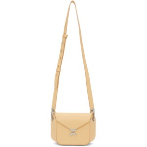 Kenzo Beige Small K Shoulder Bag