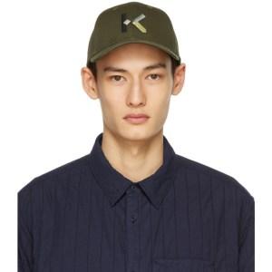Kenzo Khaki K Cap
