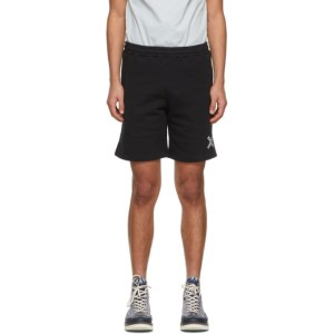 Kenzo Black Little X Classic Sport Shorts