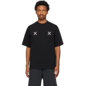 Kenzo Black Sport Triple X T-Shirt