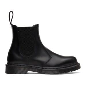 Dr. Martens Black 2976 Mono Chelsea Boots